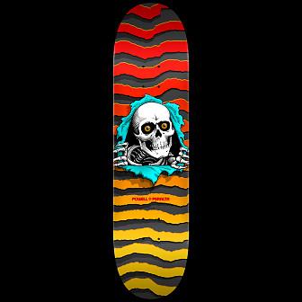 Powell Peralta New School Ripper Blem Skateboard Deck - 8.25 x 32.5