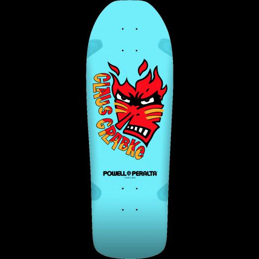 Powell Peralta Claus Grabke Blem Skateboard Deck Shape 287 SP0 - 10.25 x 30.5