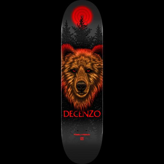 Powell Peralta Pro Scott Decenzo Bear 2 Skateboard Deck - Shape 248 - 8.25 x 31.95