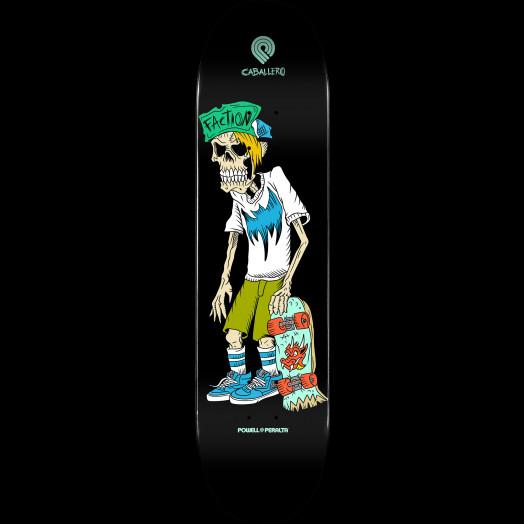 Powell Peralta Cab Faction Skateboard Blem Deck - 243 K20