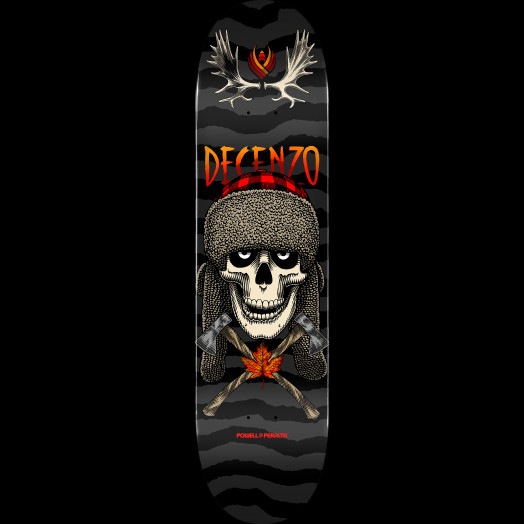 Powell Peralta Scott Decenzo Trapper Flight® Skateboard Deck - Shape 248 - 8.25 x 31.95
