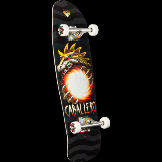 Powell Peralta Steve Caballero Pro Flight® Custom Complete Skateboard - 8.25 to 9