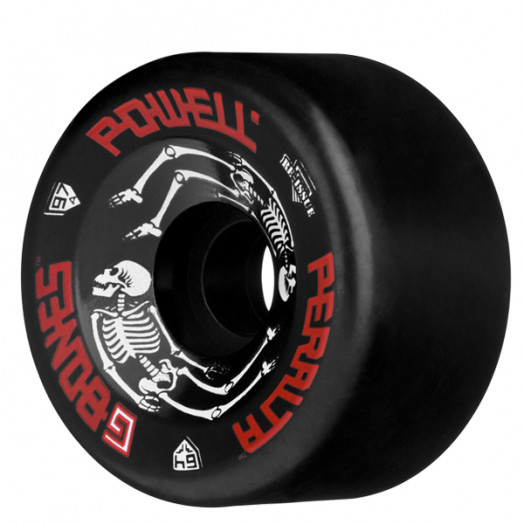 c041772fc88 Powell Peralta G-Bones Wheels Black 64 97a (4 pack) - Powell-Peralta®