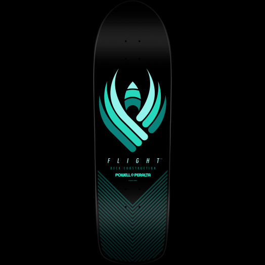Powell Peralta Flight® Skateboard Deck - Shape 280 - 9.7 x 31.32