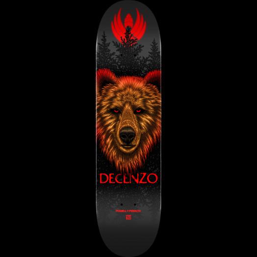 Powell Peralta Pro Scott Decenzo Bear 2 Flight® Skateboard Deck - Shape 248 - 8.25 x 31.95 - Limit one per Customer