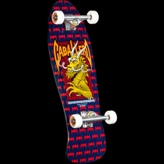 Powell Peralta Caballero Dragon and Bats Custom Complete Skateboard - 9.625 x  29.75 - Powell-Peralta® a31e38e9796