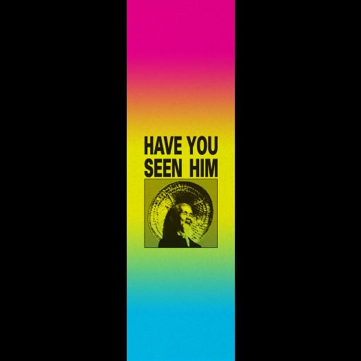 Powell Peralta Grip Tape Sheet 9 x 33 Animal Chin Fade (White)