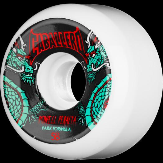 BONES WHEELS SPF Pro Steve Caballero Dragon Wheel 58mm 4pk