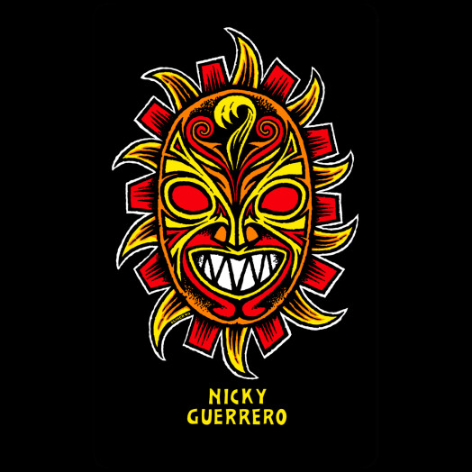 Powell Peralta Nicky Guerrero Mask (Single)