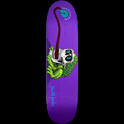 Powell Peralta Frog Skull Skateboard Deck - 8 x 31.25