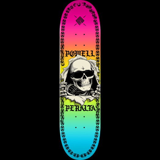Powell Peralta Ripper Chainz Skateboard Deck Colby - Shape 243 - 8.25 x  31.95 - Powell-Peralta® 1ae460ab5b5