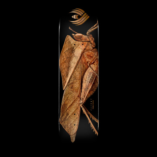 Powell Peralta Flight® Skateboard Deck BISS Leaf Grasshopper - Shape 249 - 8.5 x 32.08