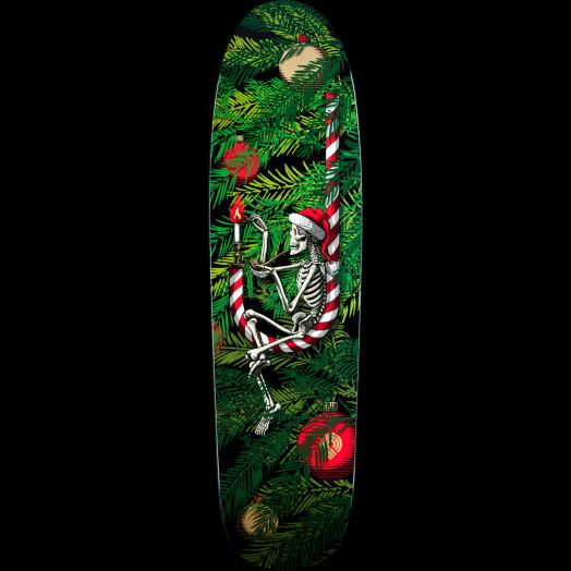 Powell Peralta Holiday Skateboard Deck 2013 - 8.4 x 31.5