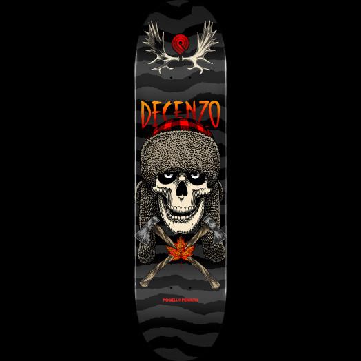 Powell Peralta Pro Scott Decenzo Trapper Blem Skate Board Deck 248 K20 - 8.25 x 31.95