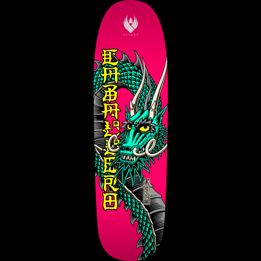Powell Peralta Pro Cab Ban This 02 Flight® Skateboard Deck - 9.265 x 32