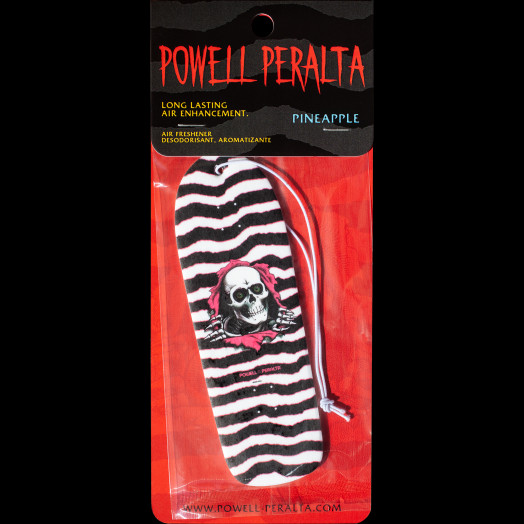 Powell Peralta Old School Ripper Air Freshener - Pineapple Scent