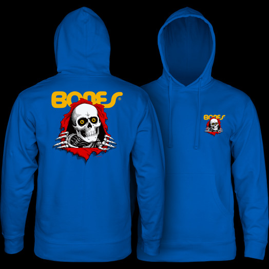 Powell Peralta Ripper Sweatshirt Mid Weight Royal Blue