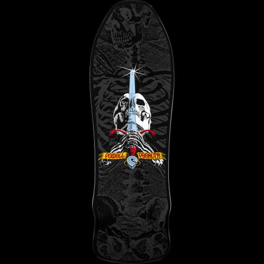 9cdea3f8f16e9 Powell Peralta Gee Gah Skull and Sword Skateboard Deck - 9.75 x 30 - Powell- Peralta®