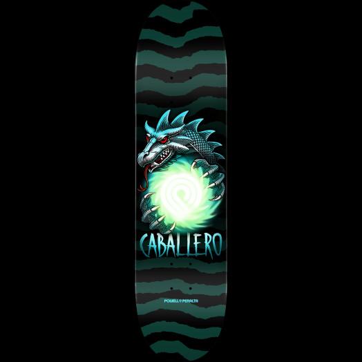 Powell Peralta Pro Steve Caballero Dragon Ball Skateboard Deck - 8.25 x 31.95