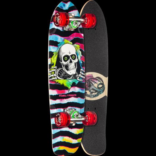 Powell Peralta Sidewalk Surfer Tie Dye Ripper Skateboard