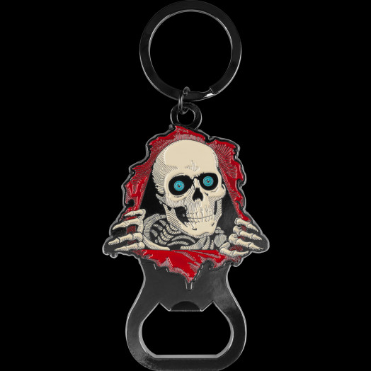 Powell Peralta Ripper Keychain Bottle Opener