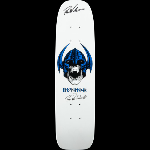 Powell Peralta Nicky Guerrero GFL Benefit Autographed Skateboard Deck - 10 x 31.75
