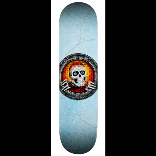 Powell peralta pool light ripper skateboard deck red 85 x 335 powell peralta pool light ripper skateboard deck red 85 x 335 aloadofball Image collections