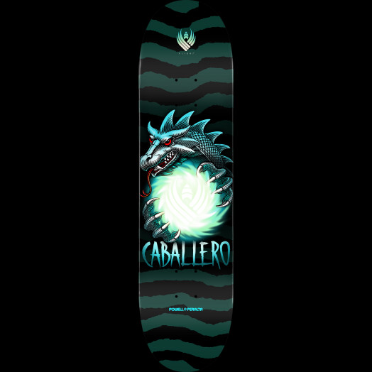 Powell Peralta Steve Caballero Dragon Ball Flight® Skateboard Deck - Shape 243 - 8.25 x 31.95