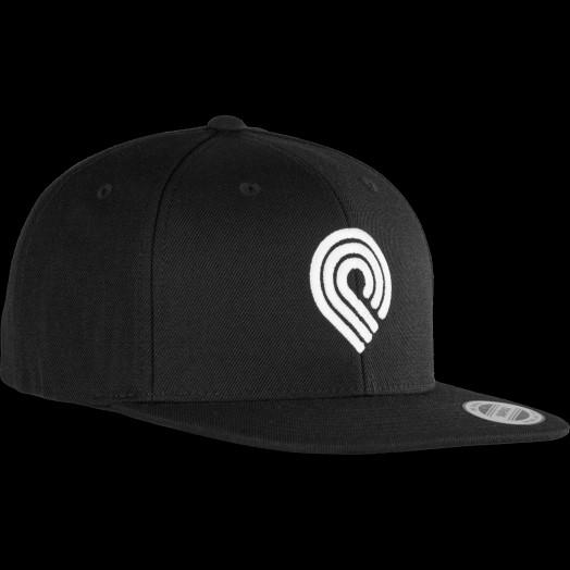 9977889e914 Powell Peralta Triple PP Snapback Cap Black - Powell-Peralta®