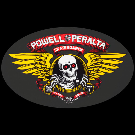 Powell Peralta Winged Ripper Sticker (20 pack)