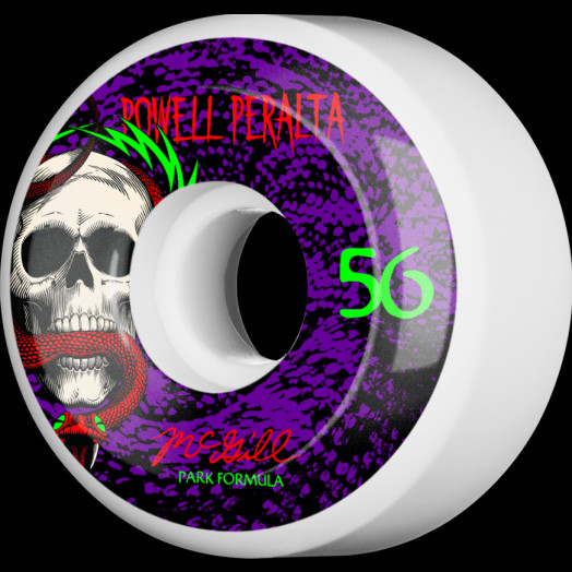 Powell Peralta McGill Skull and Snake Skateboard Wheels 56mm 103A 4pk