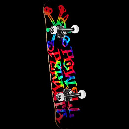 Powell Peralta Vato Rat Tie Dye Complete Skateboard - 7 x 28