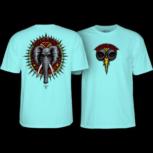 Powell Peralta Vallely Elephant T-shirt Celadon