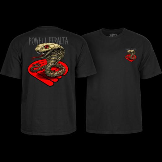 Powell Peralta Cobra T-shirt Black