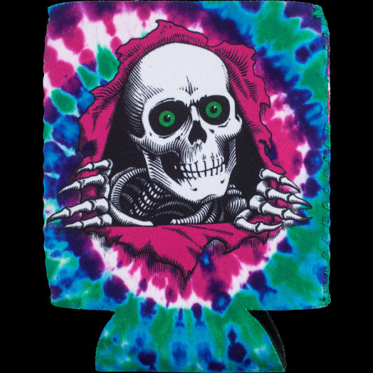 Powell Peralta Ripper Koozie Tie Dye Purple