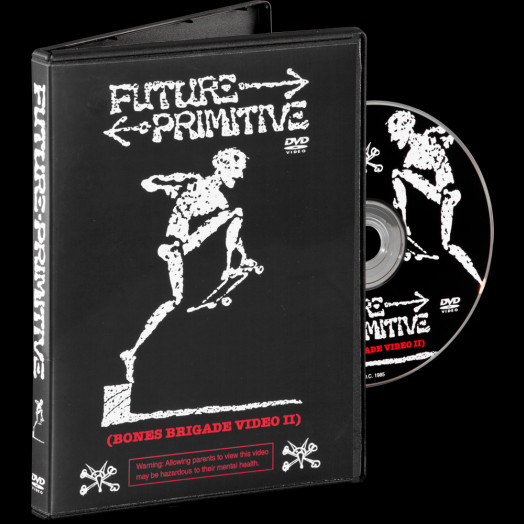 Powell Peralta Future Primitive DVD