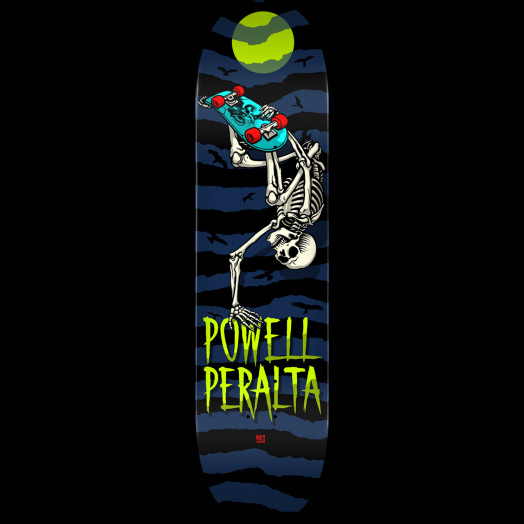 Powell Peralta Hand Plant Skelly Blem Skateboard Deck - 8 x 31.45
