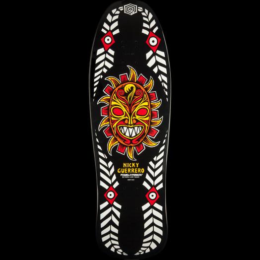 Powell Peralta Nicky Guerrero Mask Deck - 10 x 31.75