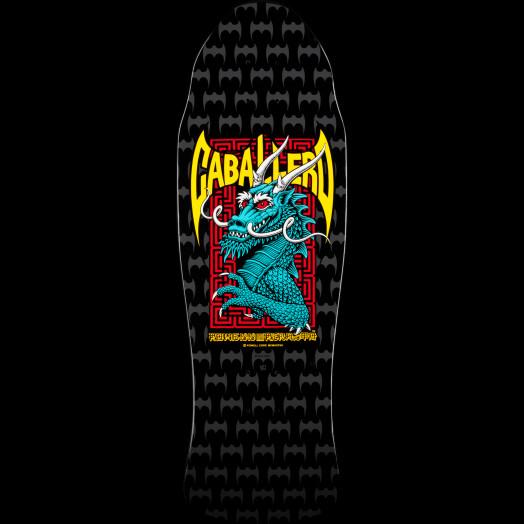 Powell Peralta Caballero Street Skateboard Deck - 9.625 x 29.75