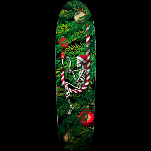 Powell Peralta Candy Cane Skateboard Deck - 8.5 x 30.5