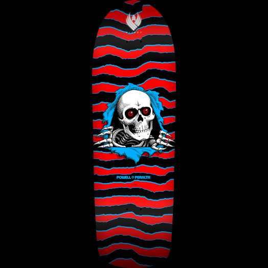 Powell Peralta Ripper 02 Flight® Skateboard Deck - 9.7 x 31.32
