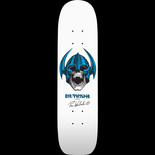 Powell Peralta OG Per Welinder Freestyle Deck White - 7.25 x 27