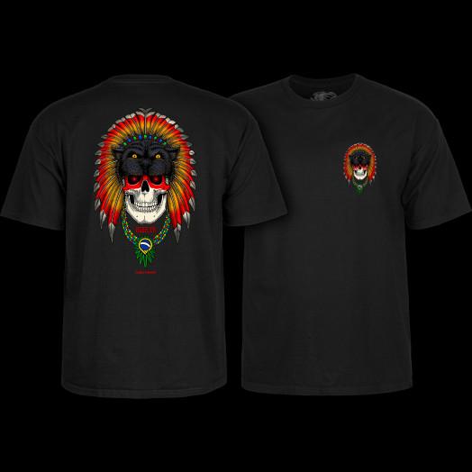Powell Peralta Kelvin Hoefler Skull T-Shirt Black