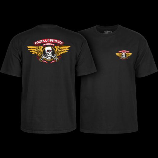 Powell Peralta Winged Ripper T-shirt - Black