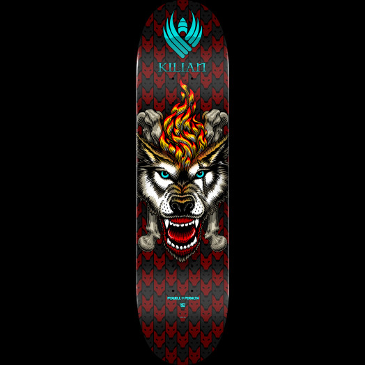 Powell Peralta Pro Kilian Martin Wolf Flight® Skateboard Deck - Shape 242 -  8 x 31.45