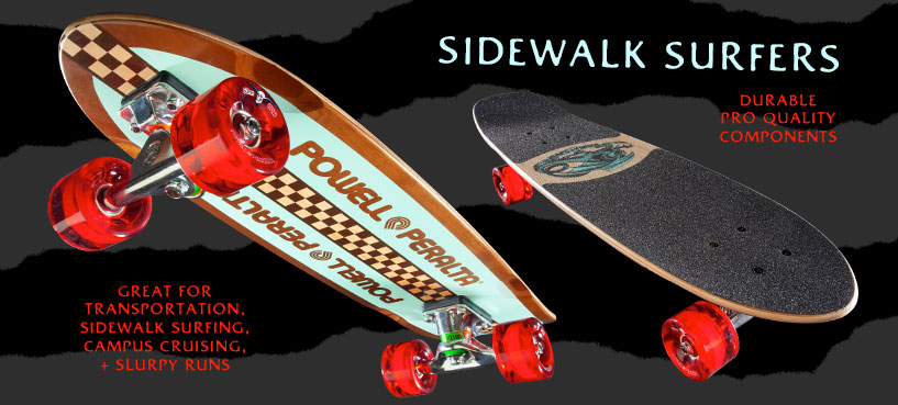 Powell Peralta Sidewalk Surfers