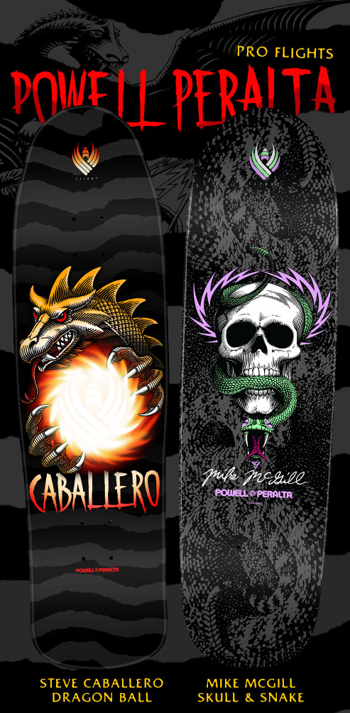 Powell Peralta Pro Flight Decks