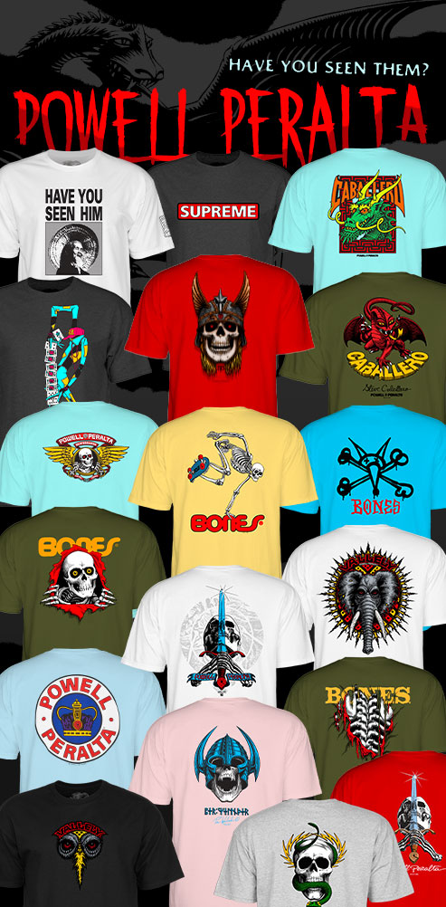 first look online retailer super quality Powell-Peralta - Powell-Peralta®